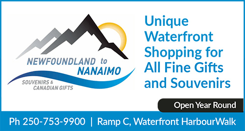 Newfoundland to Nanaimo fine gifts and souvenirs