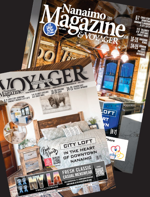 Current Issue of Nanaimo Magazine Online